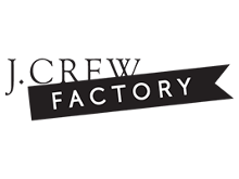 J.Crew Factory Coupons