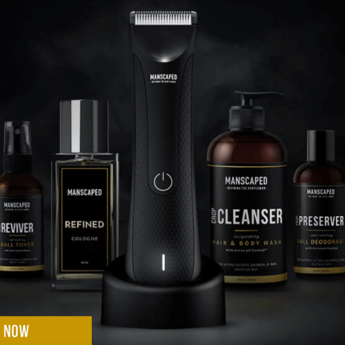 Manscaped Shaver Skin Care