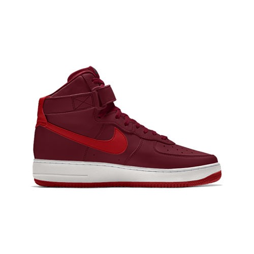 nike red shoe