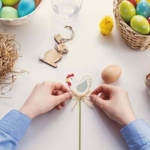 target easter spring crafts